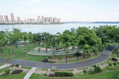 """武汉""""新晋网红""""公园,在这儿赏南湖""""听了头""""!"""