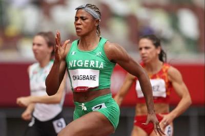 东京奥运会首例兴奋剂!尼日利亚短跑选手药检失败,取消比赛资格