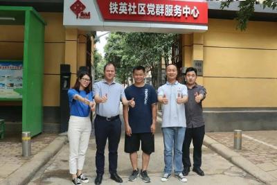 郑州暴雨中救了50多人的十堰小伙,接到一个好消息