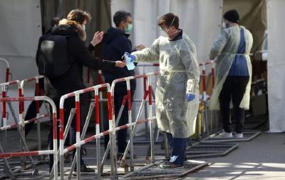 疫情连续反弹近一个月,德国卫生部门拟为高危人群接种第三剂疫苗