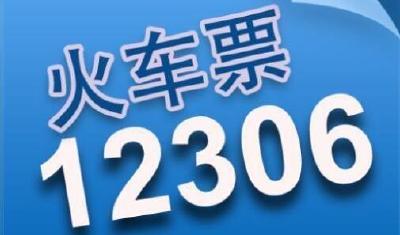 重要调整:12306售票改签时间时间延长!