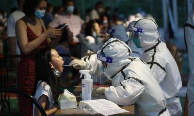 江苏南京昨日新增本土确诊11例