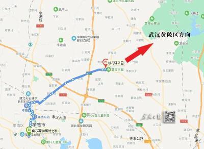 武汉 ⇆ 孝感,两条城际公交即将开通!