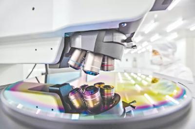 自主创新实现芯片抛光材料国产化