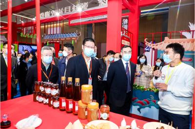 品牌引领 循环互通 乡村振兴——2021全国农商互联暨乡村振兴产销对接大会在南京举办