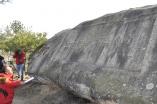 泗洲山抗日石刻