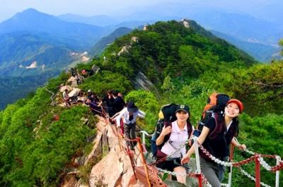 薄刀峰風景區線路