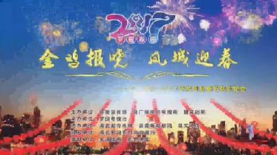 2017年罗田县春节联欢晚会