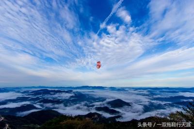 """圖說旅游:大別山脈里藏著一座""""小黃山"""",離武漢僅兩小時車程"""