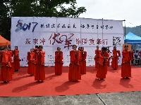 三里畈镇新铺村张家冲成功举办首届伏羊节活动