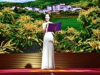 """2017罗田首届""""七月流金   美丽乡村""""原创诗歌朗诵音乐会"""