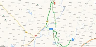 罗田县三里畈镇江家边村旅游线路
