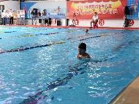 """黃岡市""""食為天""""杯青少年游泳錦標賽"""