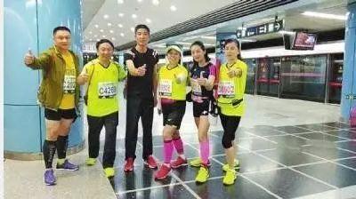 """罗田6人""""跑进""""北京马拉松"""