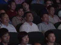 """我縣舉行""""喜迎十九大脫貧奔小康""""暨首屆村級文藝宣傳隊匯演活動"""