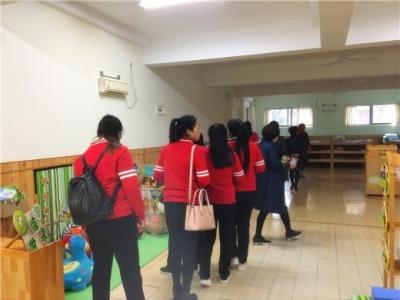 相约名园 促进成长—记城东幼儿园赴省实幼观摩学习活动