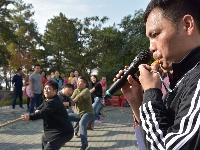 县广电局组织庆祝第十八个中国记者节活动