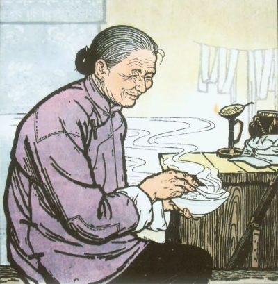 悦读   母亲唯一的清闲,是养蚕