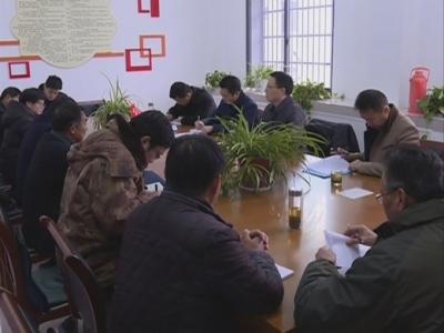 省经信委主任王祺扬到凤山镇上石源河村调研精准扶贫工作