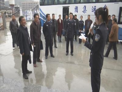"""罗田警方邀""""两代表一委员""""进警营、听警情、谈警事"""