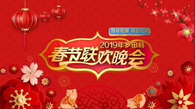 直播:夢圓新羅田——2019羅田縣春節聯歡晚會