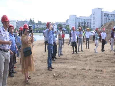 全市基础教育项目管理业务培训现场推进会在罗田县召开