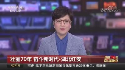 [中国新闻]壮丽70年 奋斗新时代・湖北红安