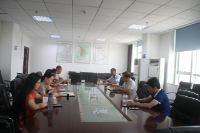 羅田縣經濟開發區召開退伍軍人座談會