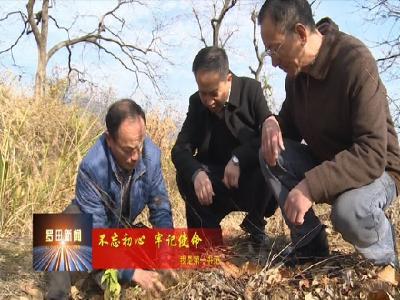 刘志刚:带着真情扶贫 带来古村变化