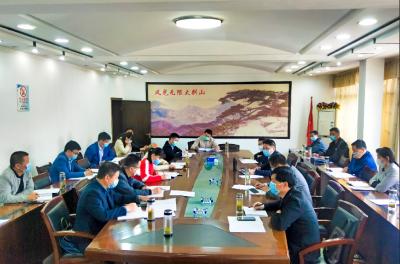 罗田县召开2020年核心、省生态环境保护督察整改任务推进会