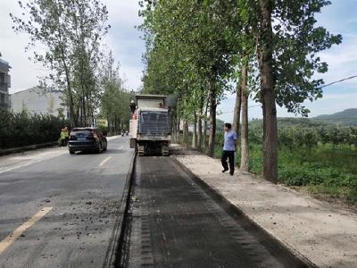 罗田县公路管理局做好高温季节公路安全生产和防暑降温工作