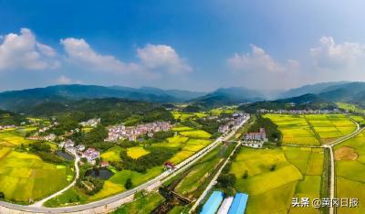 """奔向幸福——罗田县""""四好农村路""""建设纪实"""