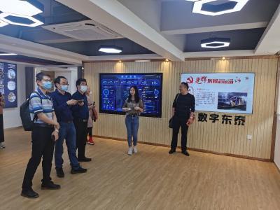 罗田县民政局组织相关部门赴广东东莞调研社会治理及社会工作