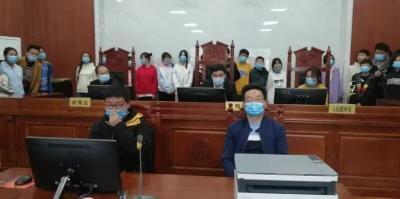 罗田法院:让学习《民法典》之风吹进校园
