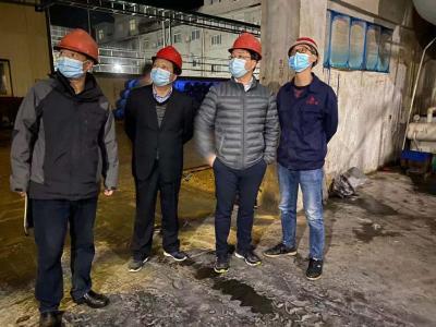 罗田县开展危化企业安全生产夜查行动