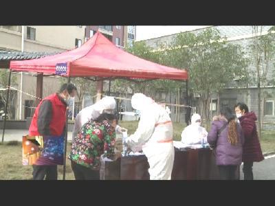 罗田县举行新冠肺炎防控任务应急演练