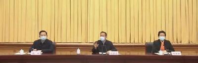 """@黄冈人:做好冬秋季疫情防控,市委书记着重强调抓好""""六个两""""!"""