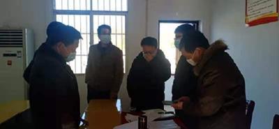 黄冈市应急管理局深入凤山镇村组督查安全生产、预防一氧化碳中毒工作情况