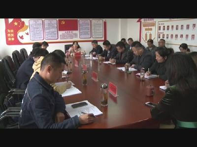 县委第一巡察组向大别山做作保护区罗田管理局、县档案馆反馈巡察情况