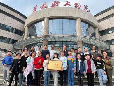 罗田县实验小学:《洪湖赤卫队》舞蹈荣获黄冈市一等奖