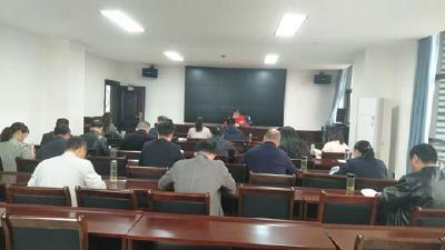 农业农村局机关党支部多种途径开展党史学习教育