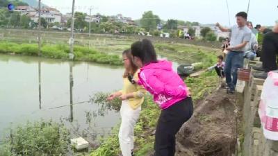 钓龙虾  吃土菜  罗田这个小山村做起山水大文章