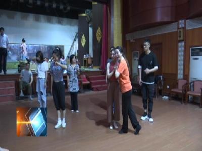 记者探班:走进《清清的义水河》节目音乐录制现场