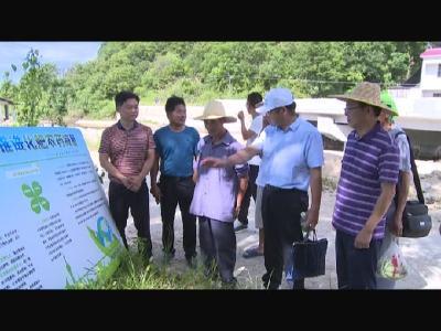 罗田县农业农村局:加强源头管控 确保农业面源污染治理有效