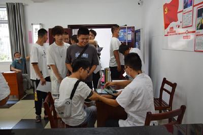 凤山镇2021年秋季征兵工作全面启动