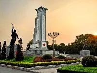 黄麻起义和鄂豫皖苏区革命烈士纪念碑