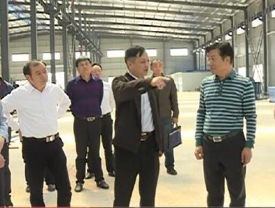红安县8个项目集中开工 总投资11.27亿元