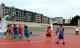 县二中举行2017年秋季教职工篮球赛