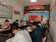 野人谷镇教育党支部召开5月份 支部主题党日活动