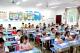 房县城关镇八里小学开展一年级新生培训活动